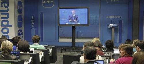 """""""Rueda de Prensa"""" de Mariano Rajoy. Sencillamente surrealista."""