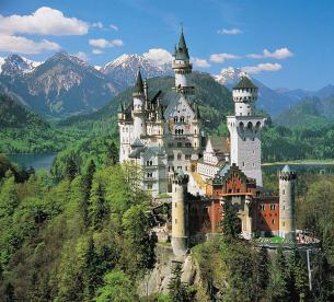 castillo-neuschwanstein
